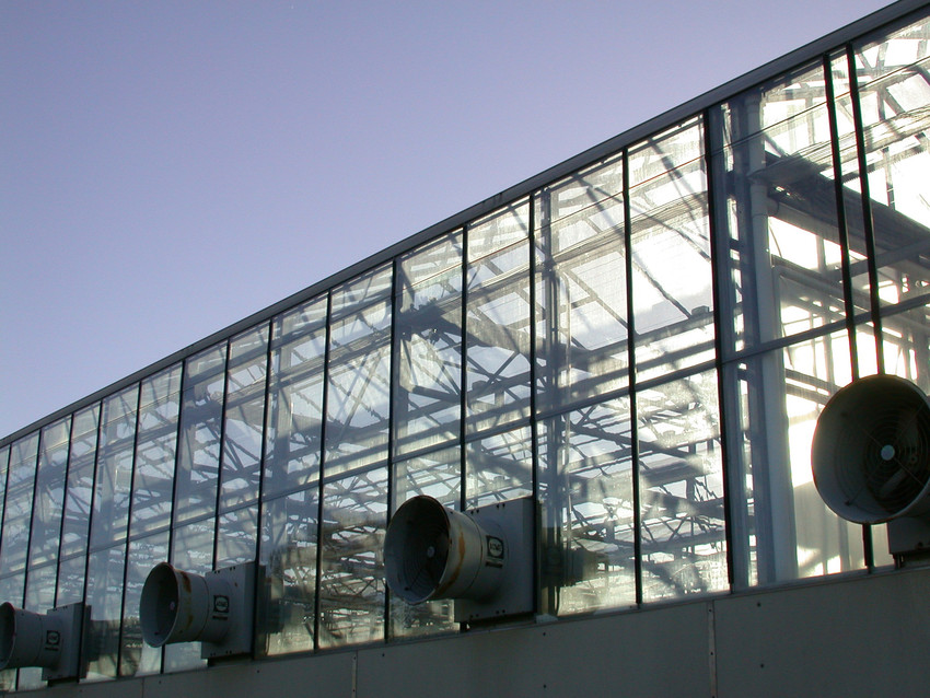 Fischer Greenhouse Laboratory
