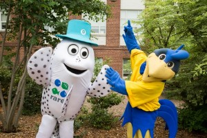 Study finds conservation mascots effective in more ways than one