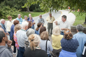 UD Extension welcomes statewide Master Gardener class