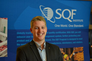 UD's Weber Stibolt travels to Indianapolis for Safe Quality Food Conference