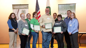 Gov. Carney praises Delaware 4-H volunteer leaders at annual forum