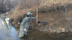 UD's Inamdar receives funding to investigate water quality impacts of legacy sediments