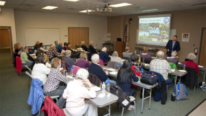 Delaware Masters Gardeners take part in Water Warrior workshop