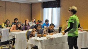 Delaware 4-H seeks UD proposals for 2017 Youth Adult Partnership Conference