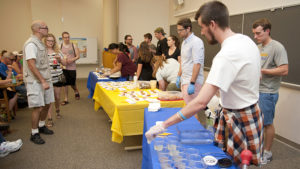 UD students show off innovative culinary creations