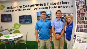 UD Cooperative Extension at the Delaware State Fair